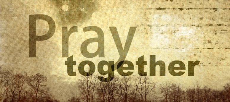 긴급한 공동 기도제목