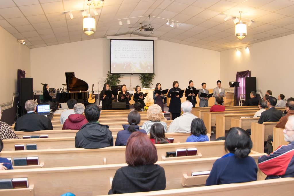 2017 추수감사절 연합예배